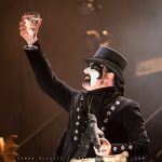 King Diamond, 24th June 2016, Helviti: Copenhell Festival, Copenhagen, Denmark