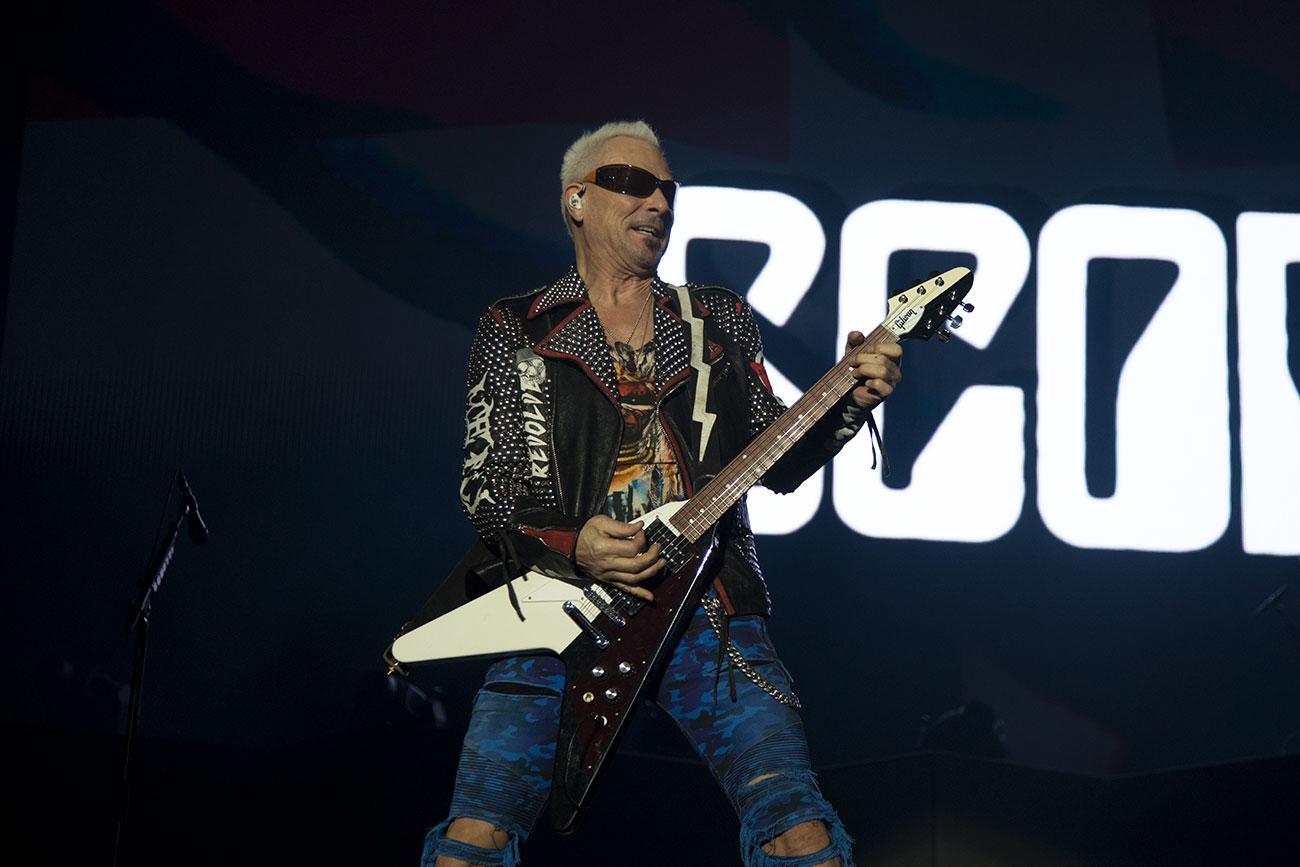 Scorpions & Pretty Maids, 29th November 2017, Royal Arena, Copenhagen, Denmark – Metal Revolution